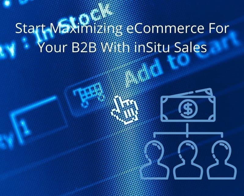 B2B eCommerce inSitu