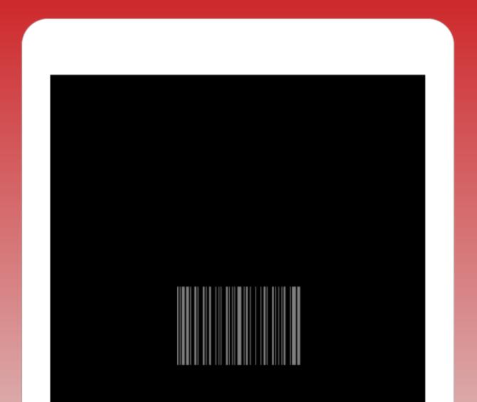escanear la aplicación de código de barras del producto