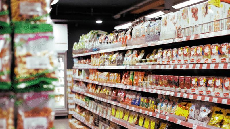 Distribución de bienes de consumo 2