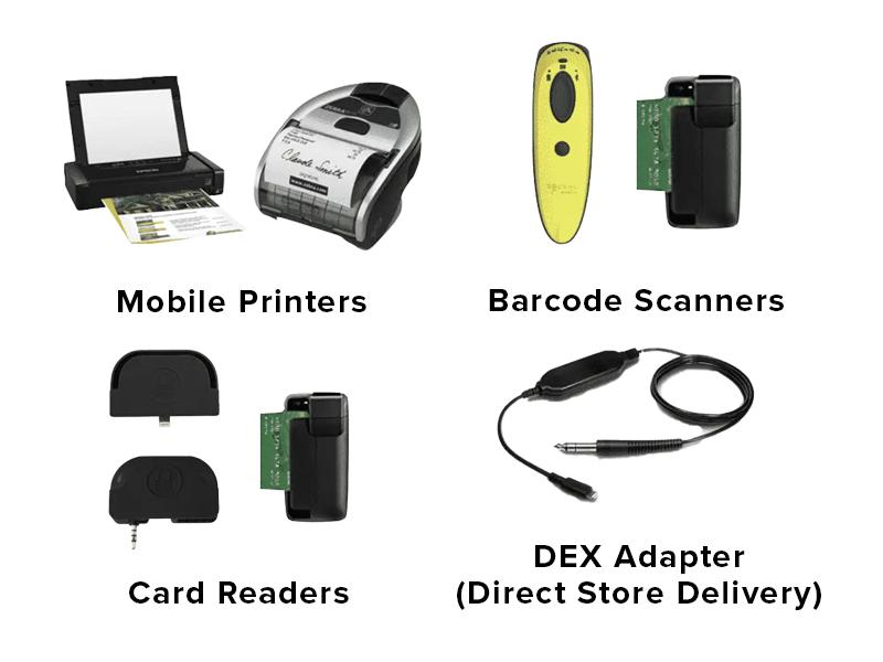 impresión de facturas móvil